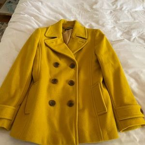 Lands End winter pea coat size 10, like new